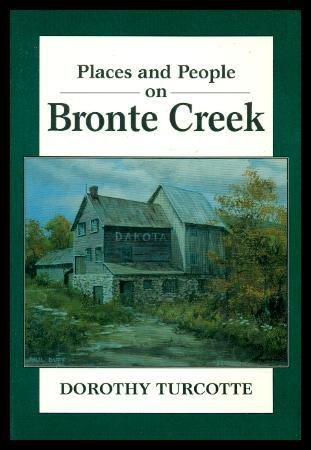 Places and People on Bronte Creek