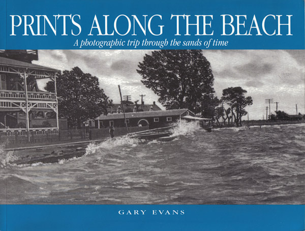 Prints Along the Beach