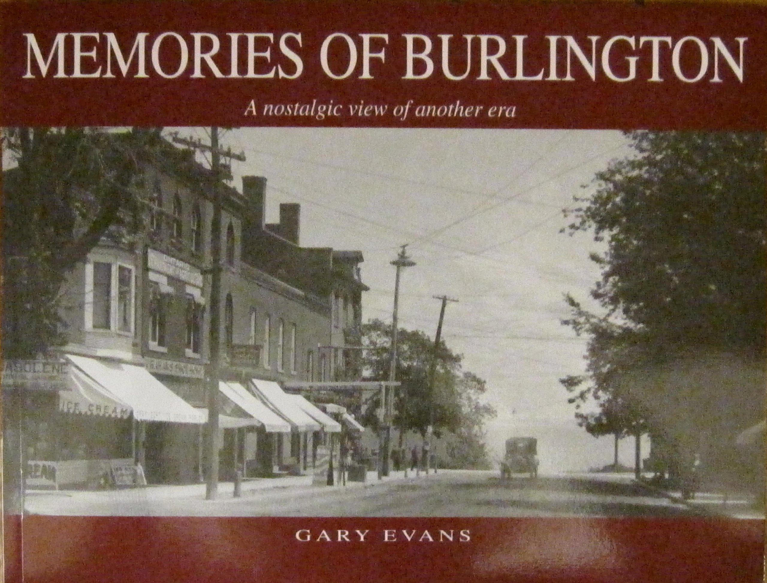 Memories of Burlington