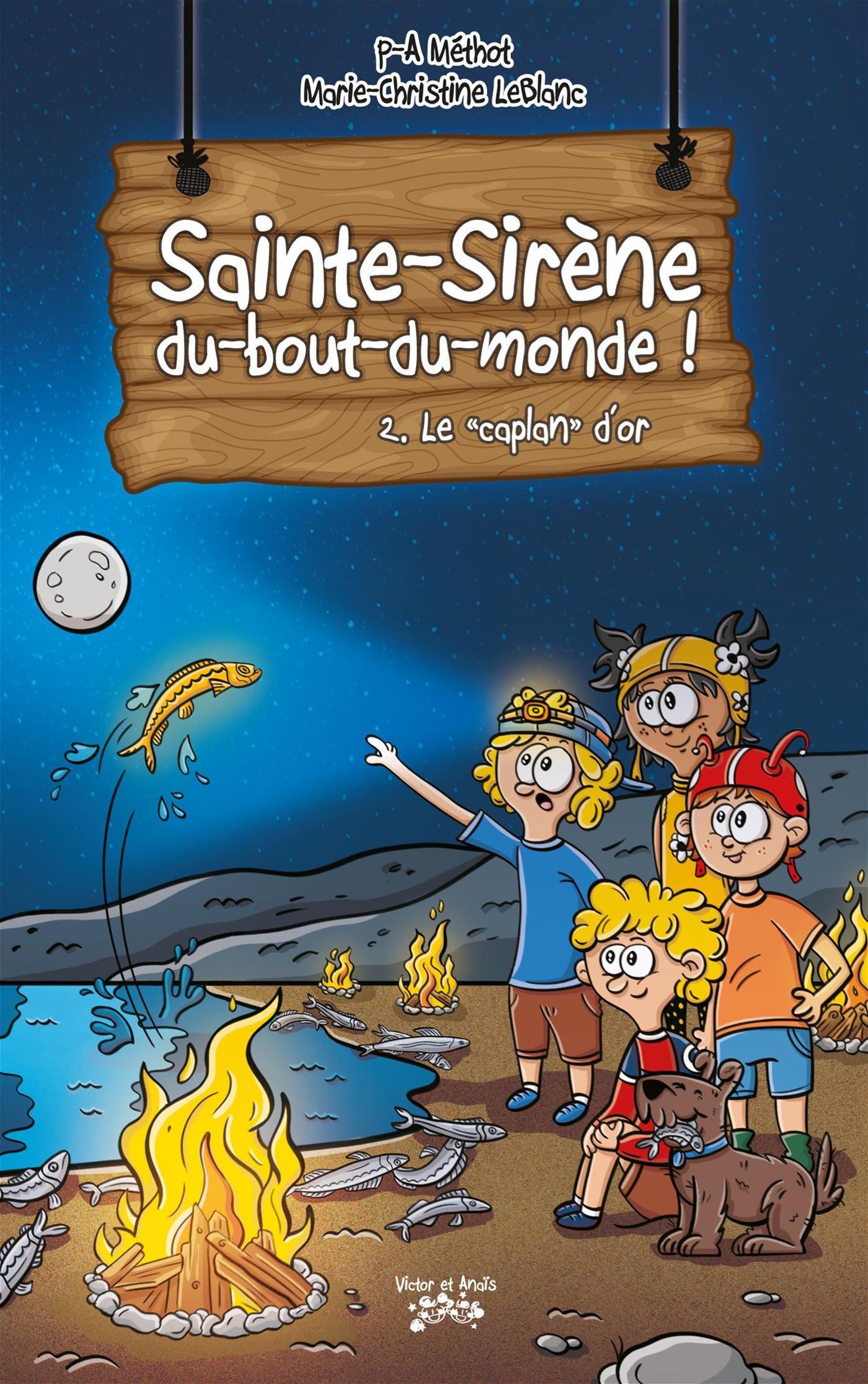Sainte-Sirène du-Bout-du-Monde!