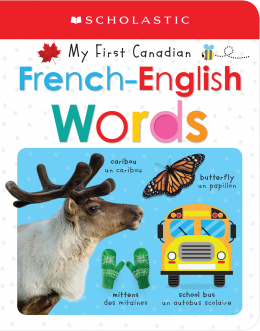 My First Canadian French-English Words