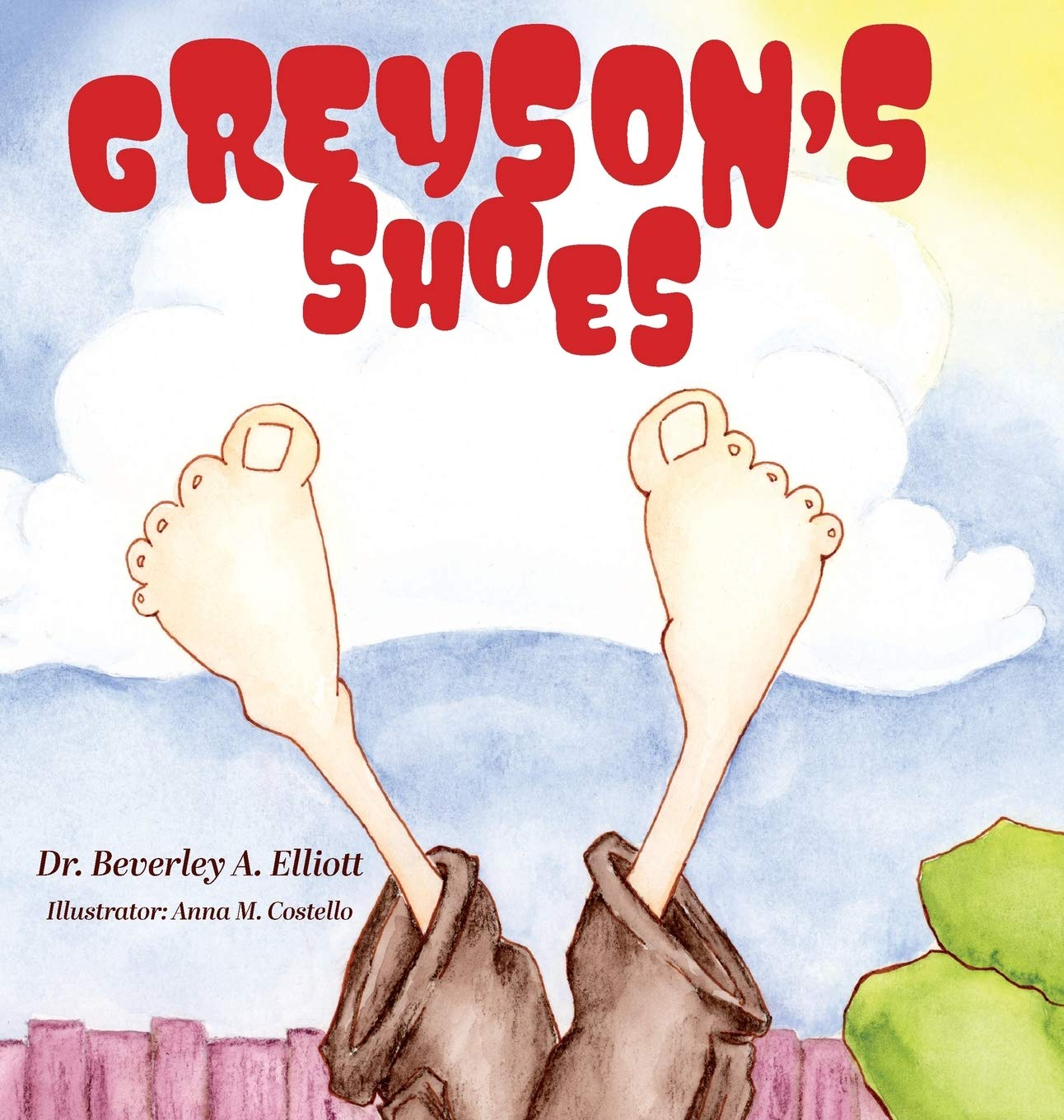 Greyson's Shoes