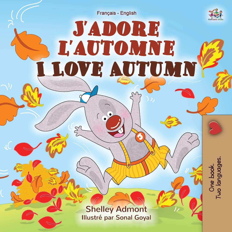 J'adore l'automne